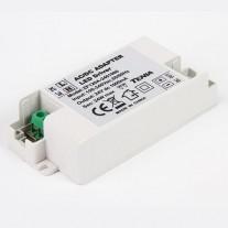 LED Transformator nätdel 24W nätapparat 24V IP20 inomhus för stripes