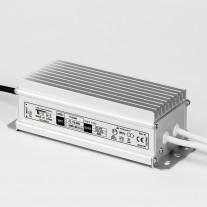 LED Transformator nätdel 80W nätapparat 24V IP67 utomhus för stripes