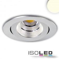 LED COB Downlight 10W, 60°, neutralvit, dimbar