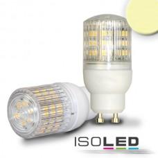 GU10 Lampa SMD48, 3,5 Watt, prisma, varmvit