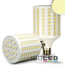 E27 Corn Lampa, 136SMD, 20W, varmvit