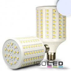 E27 Corn Lampa, 136SMD, 20W, kallvit