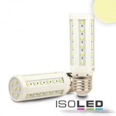 E27 Corn Lampa, 42SMD, 7W, ultravarmvit