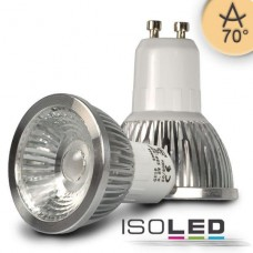 GU10 LED Spot 5,5W COB, 70° ultra-varmvit, dimbar