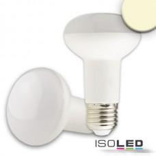 E27 R63 LED-Lampa, 8 Watt, varmvit, frostad
