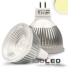 MR16 LED spot 5,5W GLAS-COB , 70° varmvit