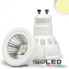 GU10 LED Spot ColorME vit, 5W SMD, 70°, varmvit, dimbar