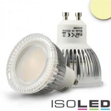 GU10 LED Spot 6W Glas frostad, varmvit