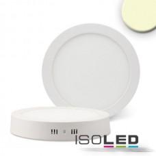 LED Taklykta vit, 18 Watt, rund, 220mm, varmvit