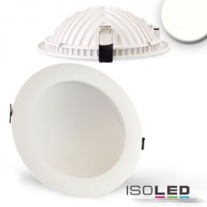 LED Downlight LUNA 18W vit, indirekt ljus, neutralvit