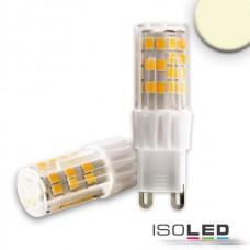 G9 LED 51SMD, 5W, Varmvit,Dimbar