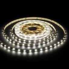 LED Stripes Vit 5 Meter 24 Watt 300 LED 1350 Lumen 12V