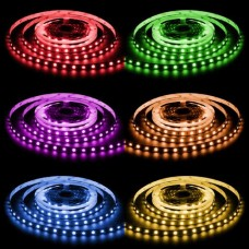 LED Stripes RGB 5 Meter 150 LED flerfärgad 36W IP20 12V