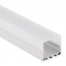 PN4 Kuma C2 Aluminium Profil f. LED Stripes 2m + Opal
